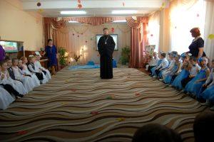 Проповедь священника