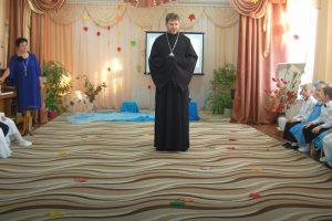 Поздравление духовного наставника, священника Храма Святой Живоначальной Троицы