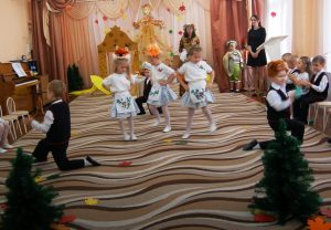 Танец з бубнамі